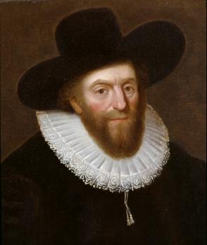 Edward Alleyn, Dulwich College Portrait